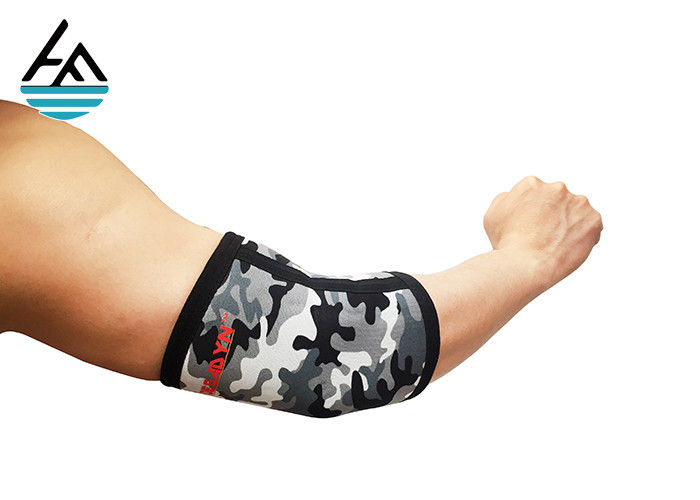 Camo Elbow Wraps For Working Out Elbow Sleeve Brace  Double Sides Fabric